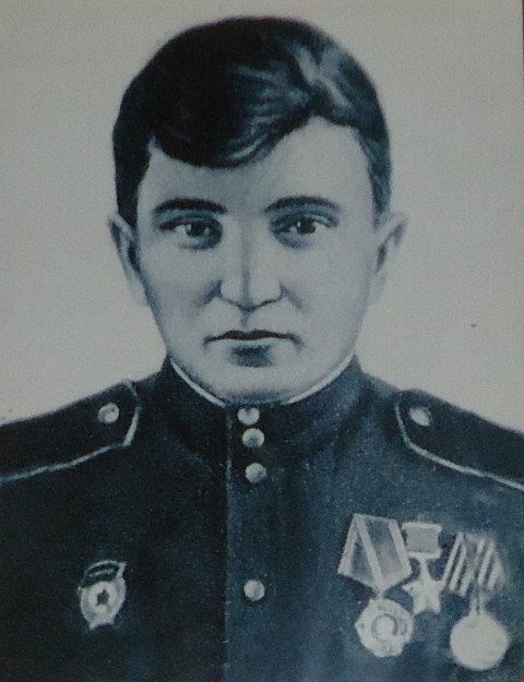 Бенеш Николай Алексеевич